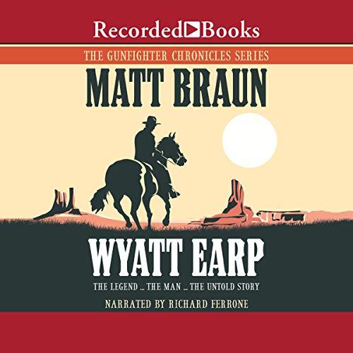 Wyatt Earp cover art