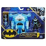 Bizak- DC Comics Batman figura 10 cm con armadura Bat Tech (61927829)...