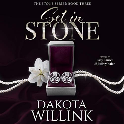 Set in Stone Audiobook By Dakota Willink cover art