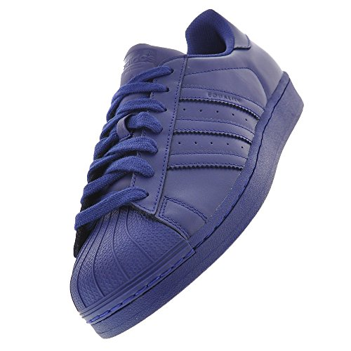 adidas Superstar Supercolor Originals X Pharrell Williams Night Sky Pack Casual Shoes S83400,Gr:38