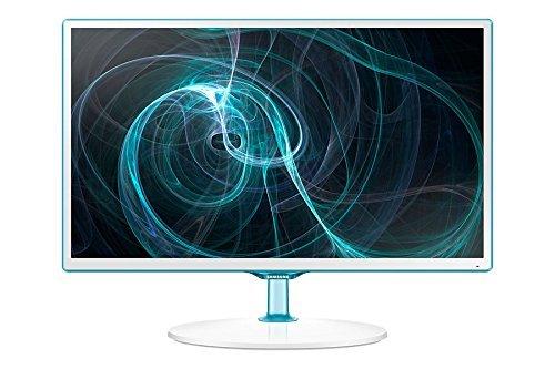 Samsung T24D391EW 59,9 cm (24 Zoll) Monitor (VGA, USB, 5ms Reaktionszeit, 1920 x 1080 Pixel, TV-Tuner) weiß