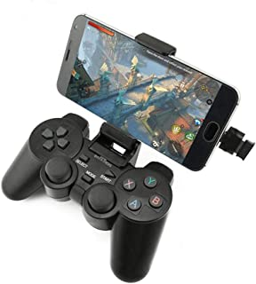 QingZhou Wireless Game Controller,Gamepad for Smart Phone/PC / PS3 / TV Box Joystick for Xiaomi/Smartphones 2.4G Gamepad Android Type-C