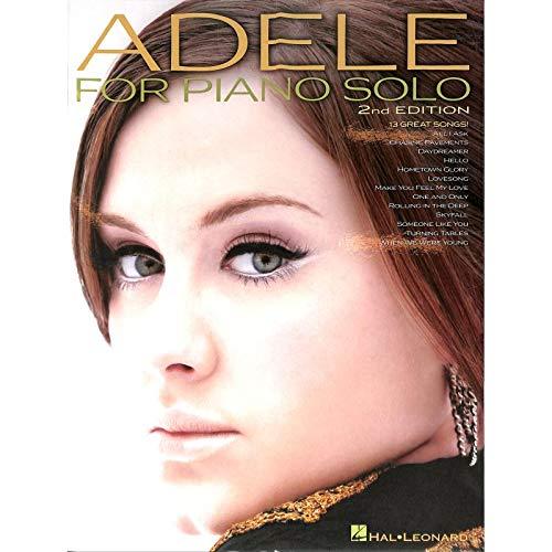 Adele for Piano Solo - Klaviernoten [Musiknoten]