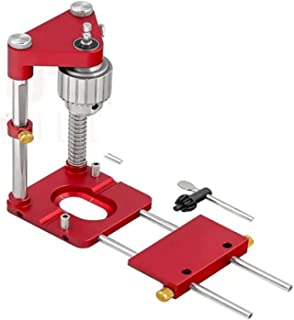 MAYALI Woodworking Positioning Tool Portable Drill Locator Woodpeckers Precision Positioner Wood Boring Machine Machinery