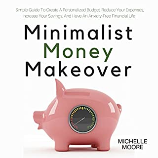 Minimalist Money Makeover cover art