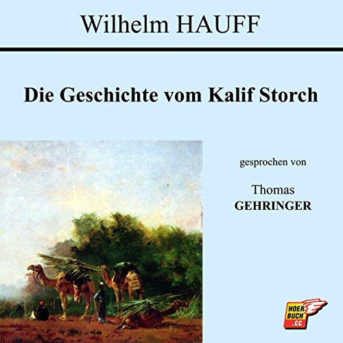 Die Geschichte vom Kalif Storch cover art