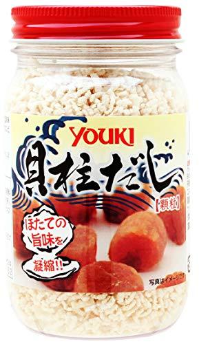 貝柱だし 顆粒 ユウキ食品 110g 12個入