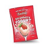 Easiyo Süße Erdbeer Joghurt Mix 230g (Packung mit 2)