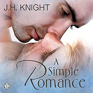 A Simple Romance audiobook cover art