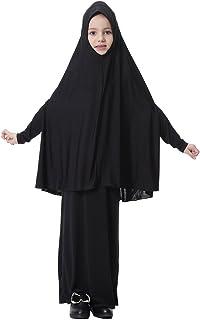 bd2953ab7d6d0 Amazon.fr   Hijab - Fille   Vêtements