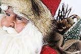 Unbekannt Weihnachtsmann Weihnachtsmänner Figur ca. 60cm Deko Nikolaus Santa Claus| 6 Verschiedene Modelle zur Auswahl (Santa) - 8