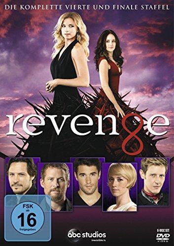 Revenge - Die komplette vierte Staffel [6 DVDs]