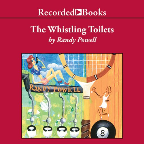 Whistling Toilets audiobook cover art