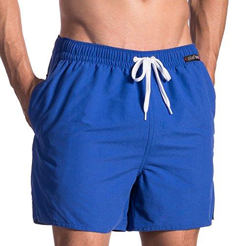 Olaf Benz Herren BLU1661 Shorts Badeshorts, Blau (Navy 4600), Medium