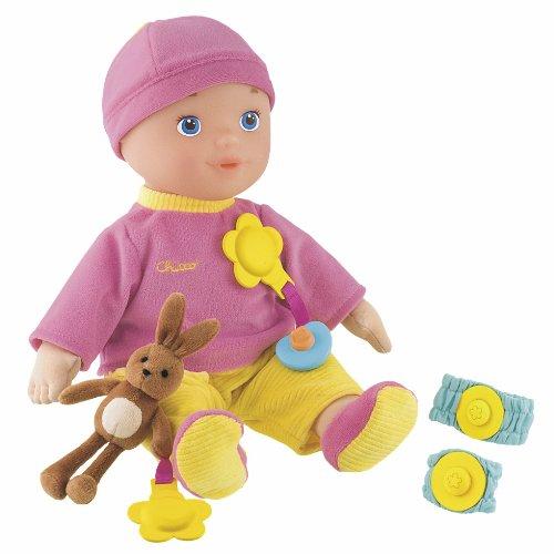 Chicco Gioco Kiklà la Mia Prima Bambola, 1-5 Anni