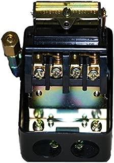 lefoo 22 Amp 145-175 PSI Air Compressor Pressure Switch Control w/All Metal Housing