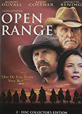 Image of Open Range Two Disc. Brand catalog list of BUENA VISTA HOME VIDEO. It's score is 4.4 over 5.