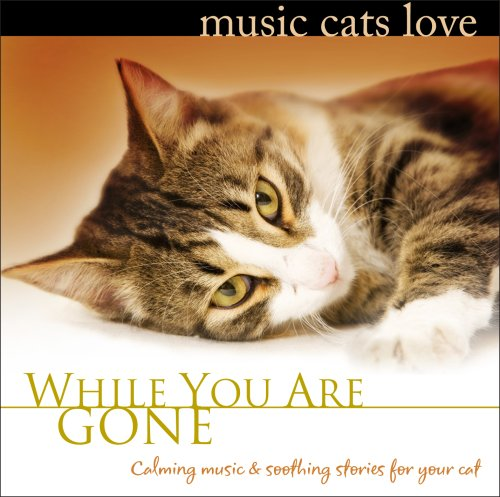 Music Cats Love: While You Are Gone (Calm Music for Cats Relaxation & Separation Anxiety)