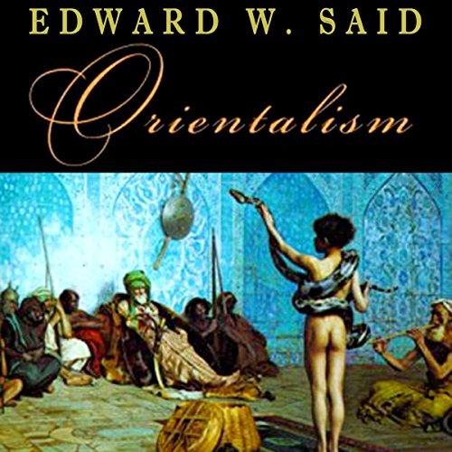 Orientalism audiobook cover art