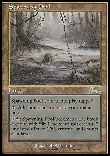 Magic: the Gathering - Spawning Pool - Urza's Legacy by Magic: the Gathering