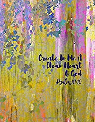 Create in me a clean heart, O God.