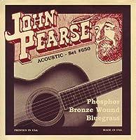 JohnPearse(ジョンピアース) アコースティックギター弦 650LM