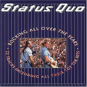 (CD Album Status Quo, 22 Tracks) Roll Over Lay Down, What You're Proposin', The Wanderer, In The Army, Anniversary Waltz (Part One), Rain, Something 'Bout You Baby I Like, Wild Side Of Life, Dear John, Marguerita Time, Rollin' Home, Burning Bridges u.a.