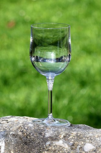 Relags Outdoor 'Weinglas' Glas, transparent, 340 ml