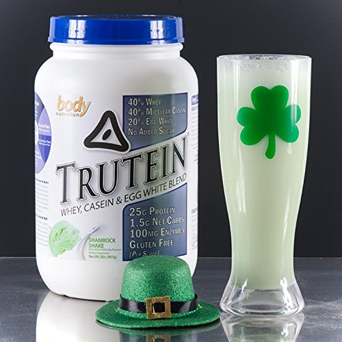 Body Nutrition Trutein Shamrock Shake Protein Powders, 2 lb