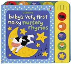 Baby's Very First Noisy Nursery Rhymes (Baby's Very First Noisy Book)