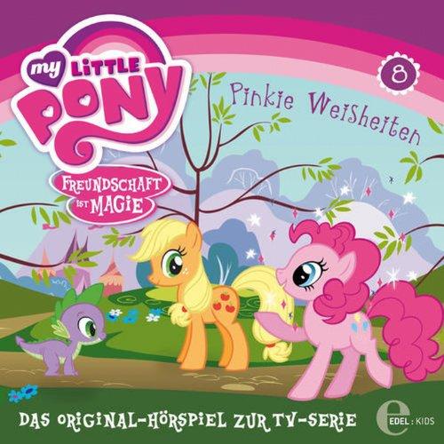 Pinkie Weisheiten (My Little Pony 8) Titelbild