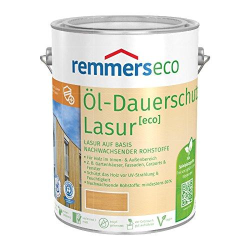 REMMERS ECO OEL-DAUERSCHUTZ-LASUR - 2.5 LTR (FARBLOS)