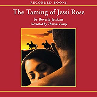 The Taming of Jessi Rose audiobook cover art