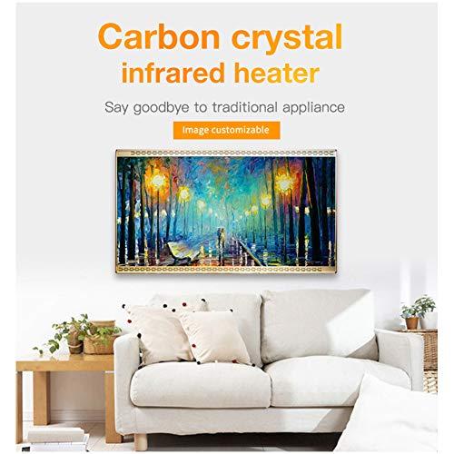 HL Elektroheizung Heizung Panel gut montiert Carbon Kristall Infrarot Heizung Badezimmer kaufen  Bild 1*