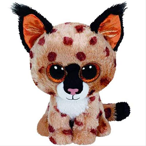 qwerqz Peluche - Trigo Sarraceno The Lynx Wild Cat Peluches