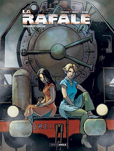 La Rafale - volume 3 - Terminus Saïgon