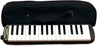 Hurricane Harps S32 Student Melodica with Two Mouthpieces and Canvas Case