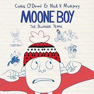 Moone Boy audiobook cover art