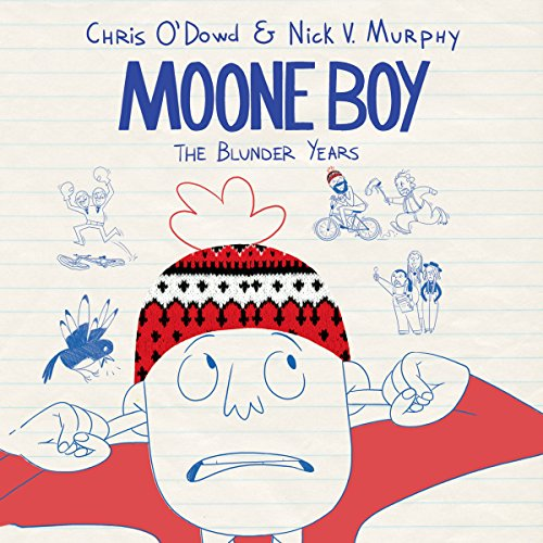 Moone Boy audiobook cover art