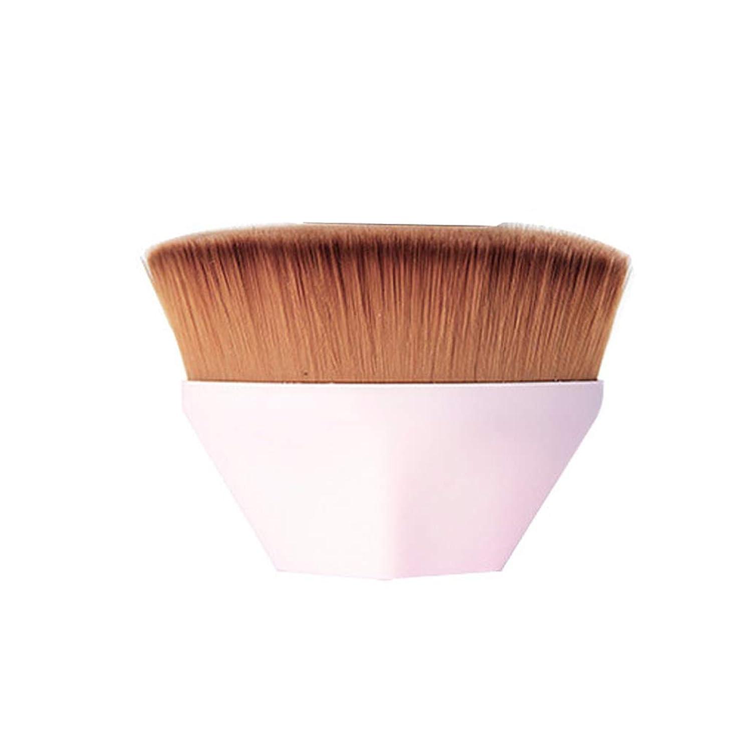 理容室イノセンス論理的YuJiny メイクアップブラシ 粧ブラシ 可愛い 化粧筆 肌に優しい ファンデーションブラシ アイシャドウブラシ 携帯便利 (ホワイト)