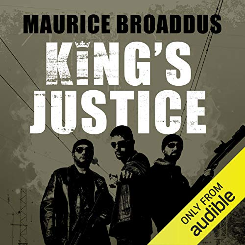 King's Justice     Knights of Breton Court, Book 2              By:                                                                                                                                 Maurice Broaddus                               Narrated by:                                                                                                                                 Neal Sutherland                      Length: 10 hrs and 54 mins     Not rated yet     Overall 0.0