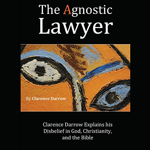 The Agnostic Lawyer audiobook cover art