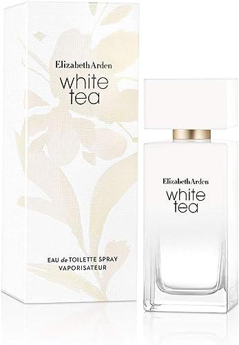 Elizabeth Arden – White Tea – Eau de Toilette Femme Vaporisateur – Senteur Florale & Musquée