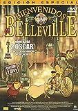 Bienvenidos a belleville **DVD***