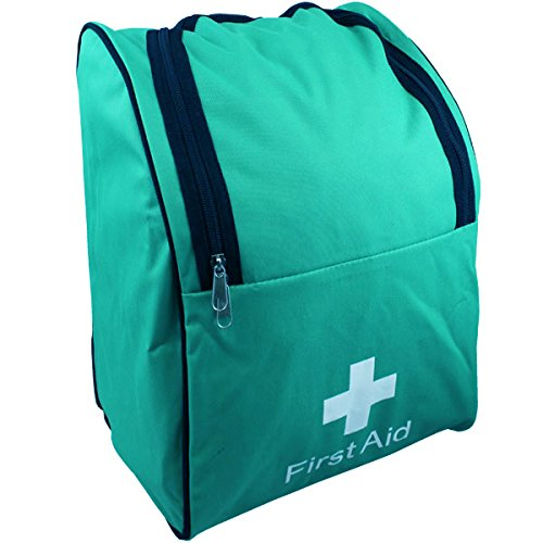 Green Backpack Style, First Aid Empty Rucksack Bag