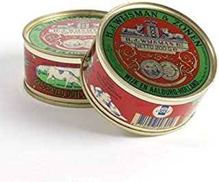 Wisjman Dutch Preserved Butter 7 Oz (Pack of 2) Free Shipping