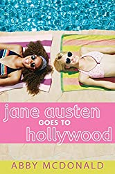 Jane Austen goes to Hollywood book cover, a Sense and Sensibility retelling