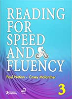 Reading for Speed and Fluency 3 Student Book