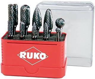Estuche 4 brocas mango cilindrico+4 brocas tapones CMT Orange Tools 500.001.08