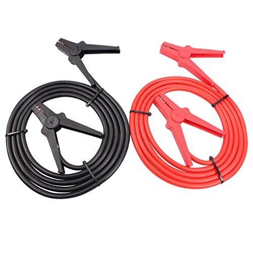 CCLIFE KFZ Starthilfekabel Überbrückungskabel Starterkabel Kabel PKW 350 AMP 3,5m 25mm²